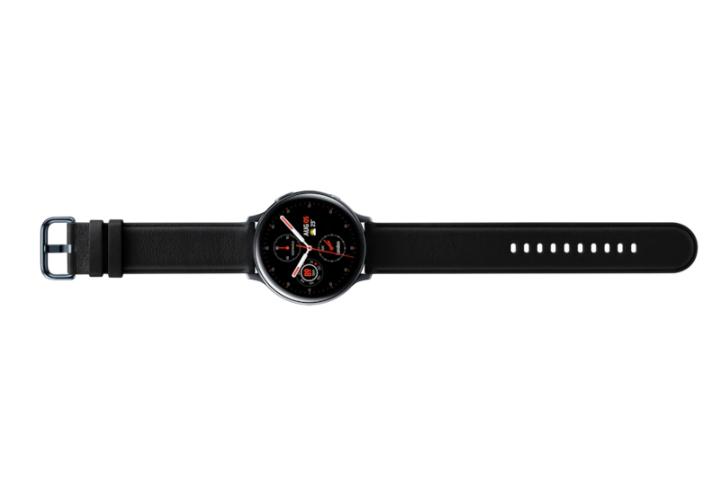 Samsung Galaxy Watch Active 2 不鏽鋼 44mm (藍牙) R820