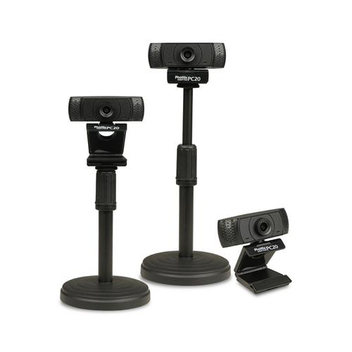 Phottix 1080P WebCam w/mic 全高清攝像頭連咪 PC20
