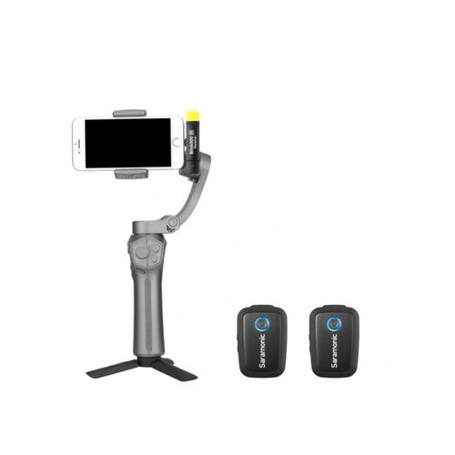 Saramonic Blink500 B4 2.4Ghz 一對二無線領夾咪