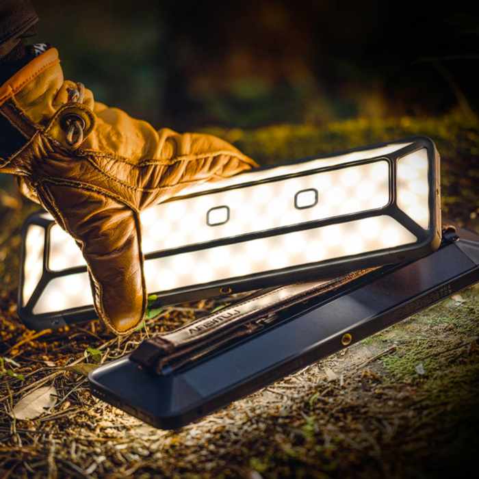 Lumena 5.1ch 6200流明大容量行動電源LED 燈(2色)