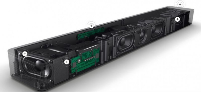Bose Smart Soundbar 300 智能家庭娛樂揚聲器300