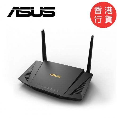 ASUS AX1800雙頻 WiFi 6 路由器 [RT-AX56U]