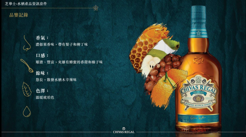 店長推介~日本芝華士水楢威士忌 CHIVAS REGAL MIZUNARA $399⚡️  💝