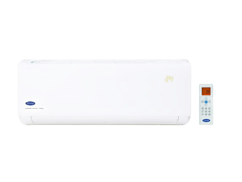 開利42QCEP18VE 2匹冷暖變頻式冷氣機
