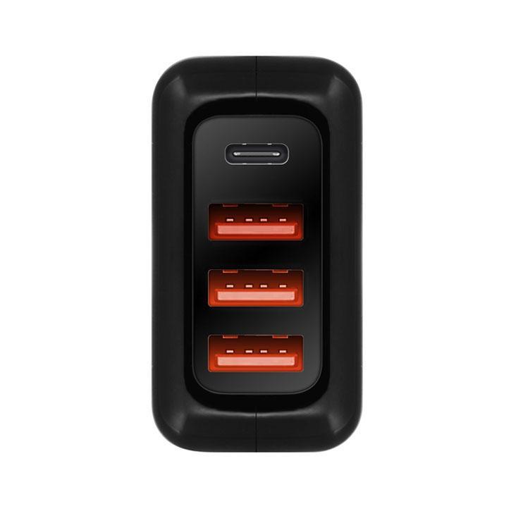 牛魔王Maxpower MG245PD 4位旅遊 45W USB 充電器
