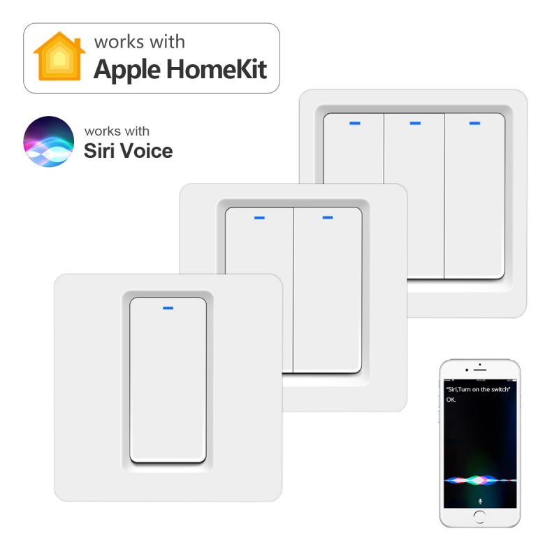 athom 智能WiFi開關 Apple HomeKit