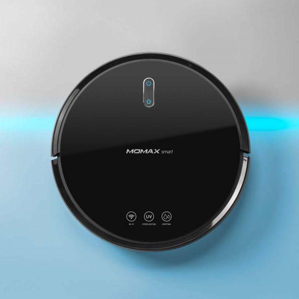Momax Trio-Cleanse IoT智能紫外光掃拖機械人 RO1S[香港行貨]