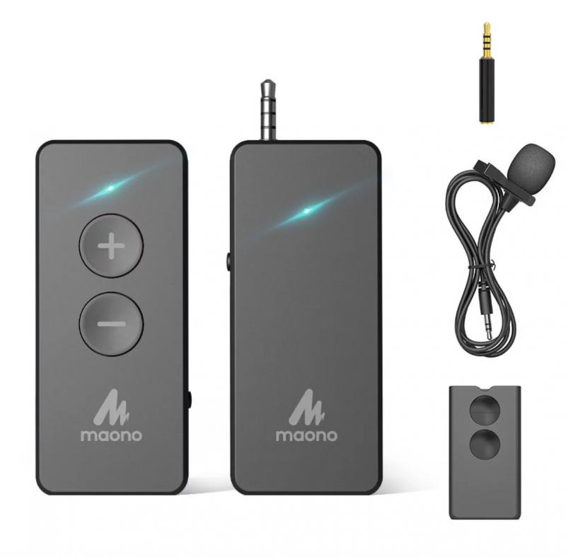 MAONO AU-WM800 2.4G 無線麥克風套裝