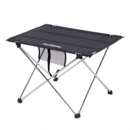 Naturehike-便攜式鋁合金戶外折疊桌 NH15Z012-S