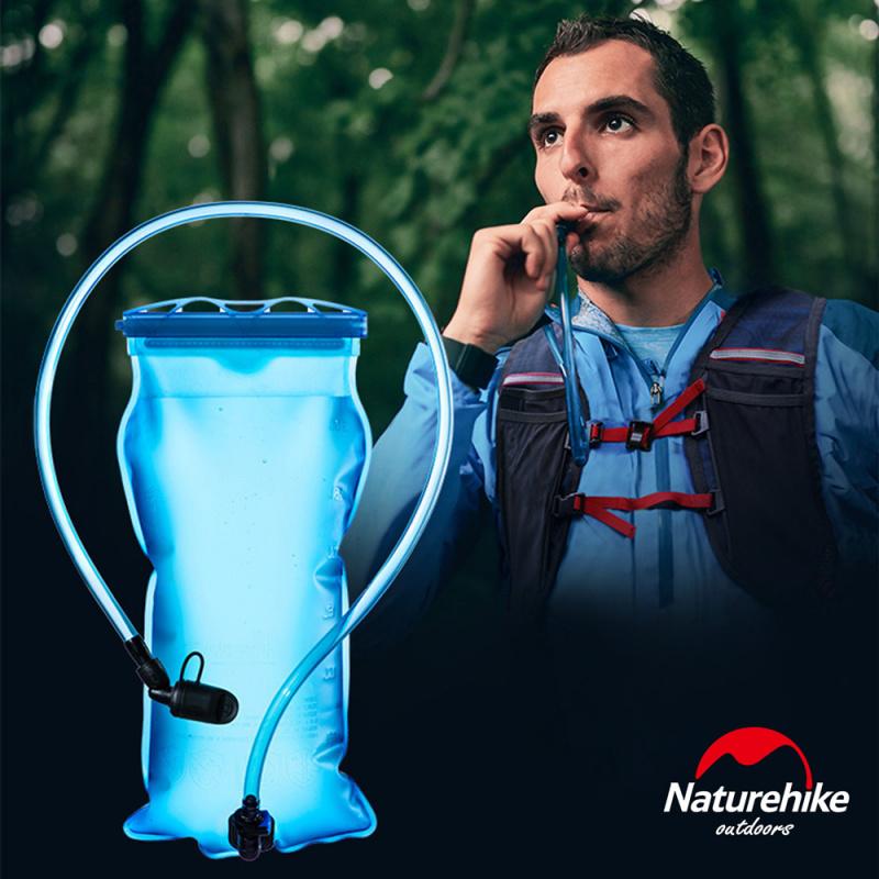Naturehike 1.5/ 2L雙料耐壓運動便攜吸嘴飲水袋 (NH18S070-D)