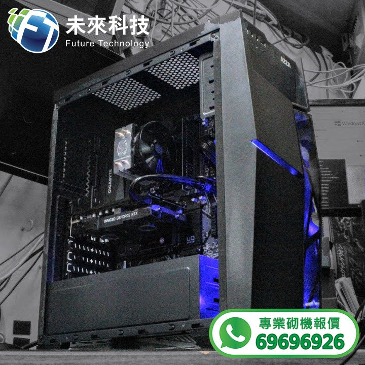 【📞Whatsapp:69696926 專業組裝電腦 全網最平 💡最快四小時內送到🚀】Intel Core I5-10400F處理器 / GIGABYTE Z590 UD主機板/ G.SKILL AEGIS DDR4 16GB (1x16GB)高速記憶體/ KINGSTON A2000 1000G M.2 2280 SSD