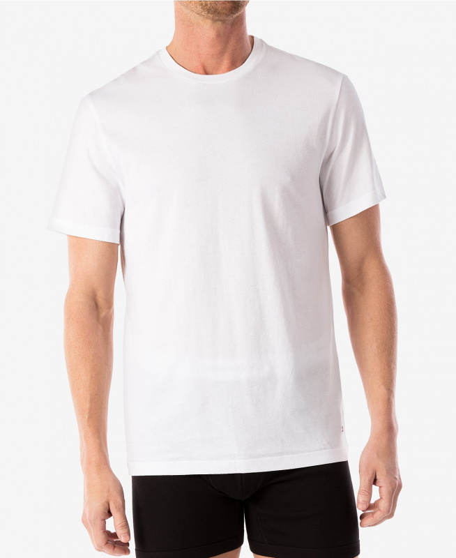Tommy Hilfiger Undershirt 男士內衣T恤 [中碼4件裝]