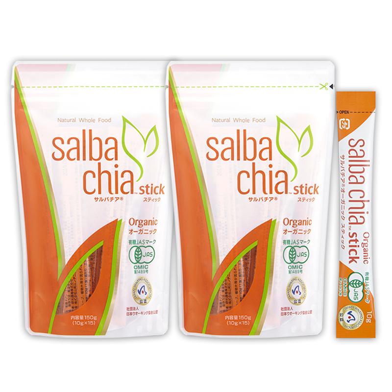 有機認證超營奇亞籽 15 x 10克 (方便獨立包裝) 2包組合優惠