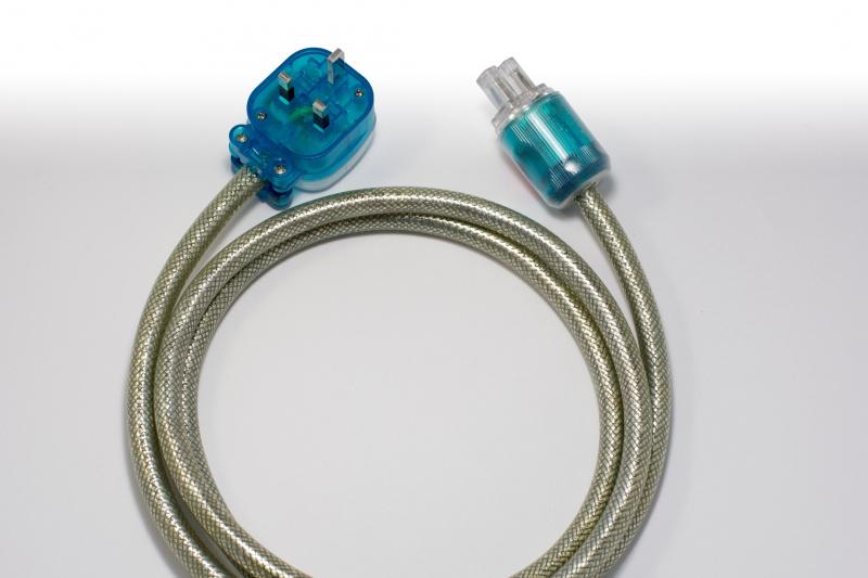 MS-30PUK 78K 大電流(2.5mm²)全屏蔽英式電源線
