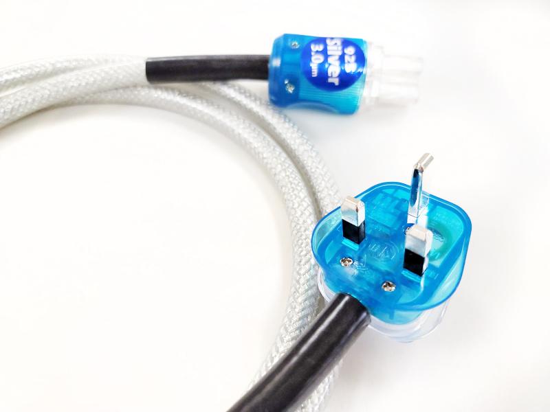MS-20PUK 78K V2 1.5mm² 屏蔽英式電源線 (2M)