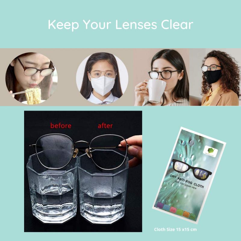 ProEyes 特效防霧眼鏡布(3件)