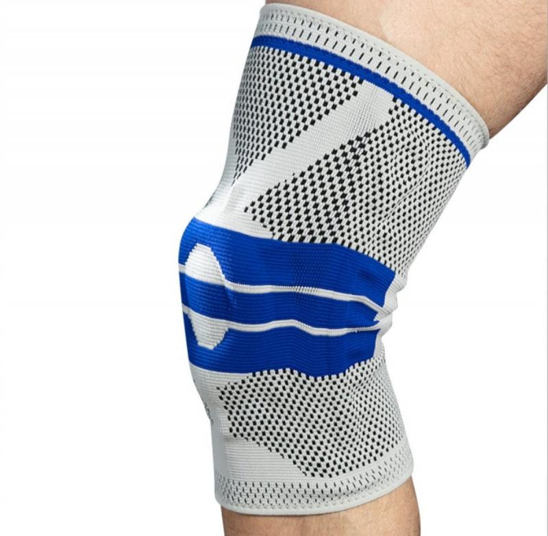 帶金屬支撐條全蓋型護膝 A3