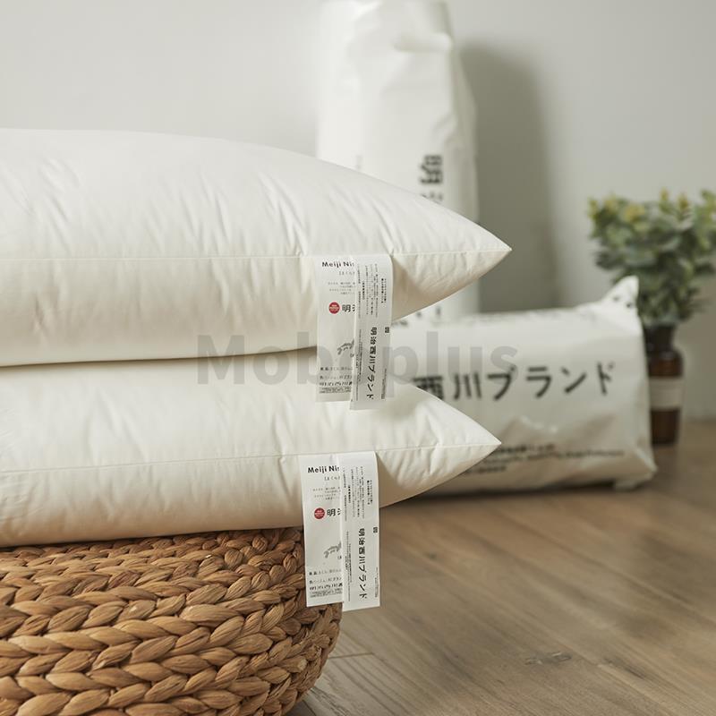 日本Meiji Nishikawa 明治西川護頸全棉枕頭
