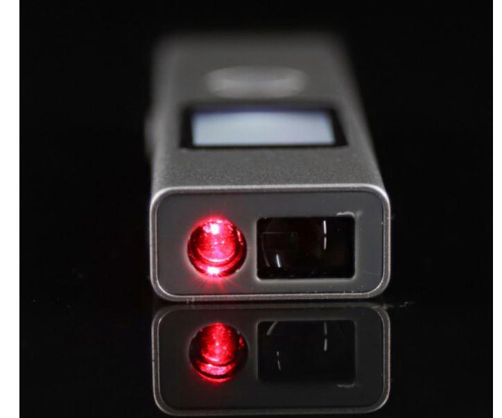 ATUMAN LS1 迷你鐳射測距儀 (電子測距尺)