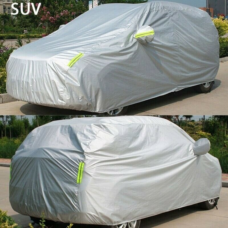 全蓋式SUV鋁膜防曬車罩Car Cover車冚 Stepwgn GLC Tiguan Q5 X3 CX-5 sorento Previa Noah Sharan Qashqai