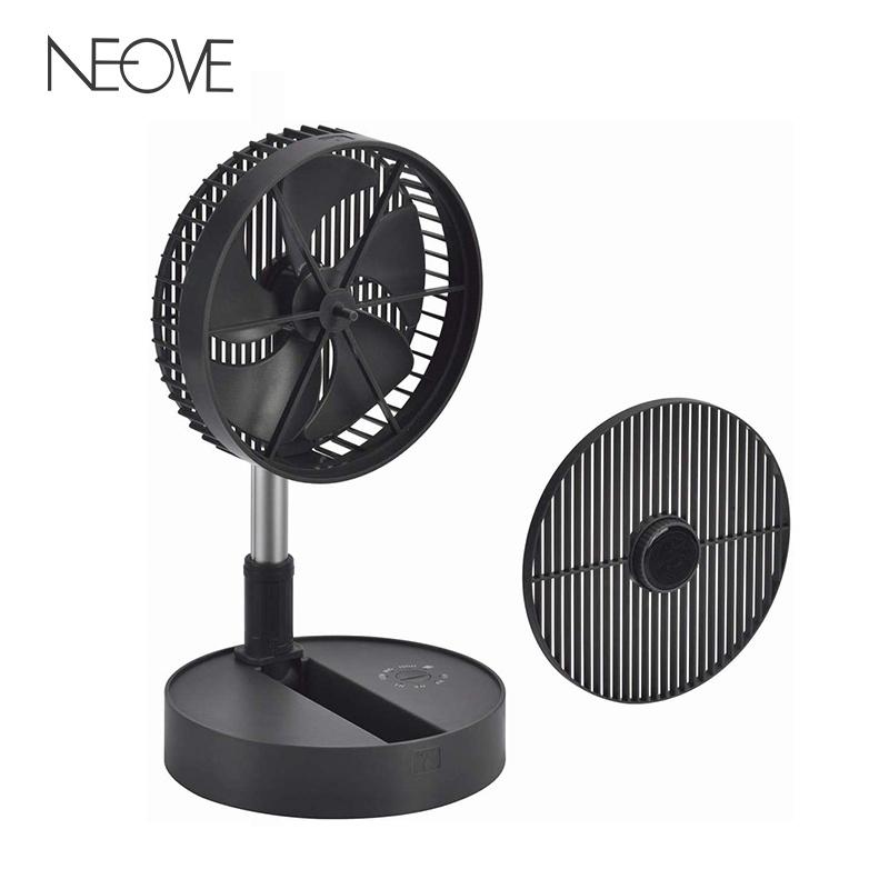 [同你一起個涼快夏天] 日本 Neove 折疊伸縮風扇