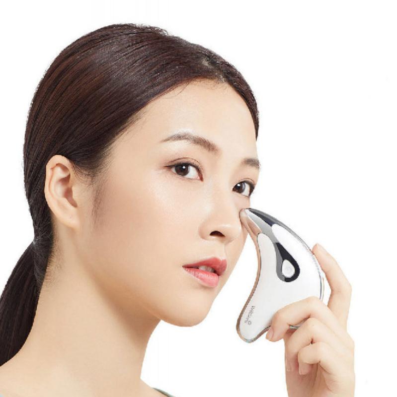 WellSkins - 小米有品 WellSkins 薇妡 智能電流刮痧按摩儀 WX-BJ808 瘦臉 導入 美容 護膚