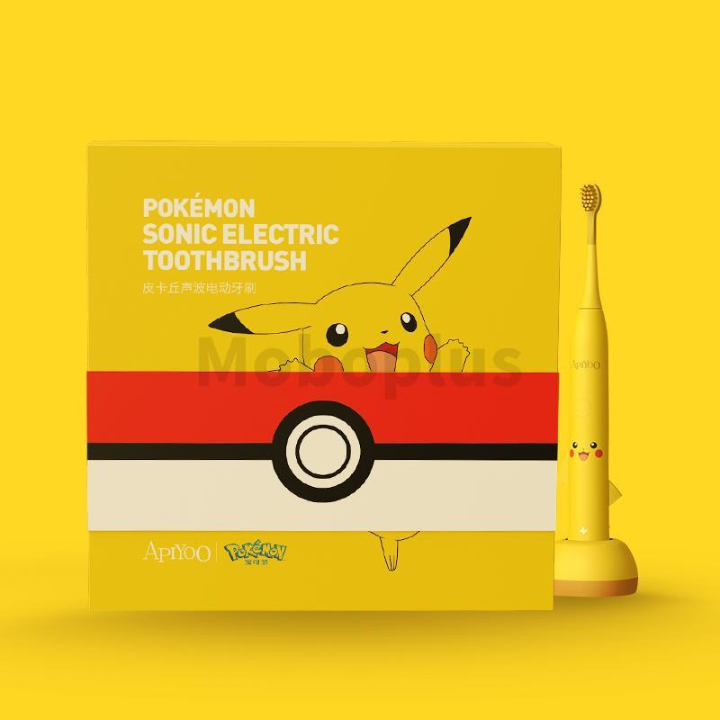 荷蘭 APIYOO x Pokémon 比卡超聲波電動牙刷