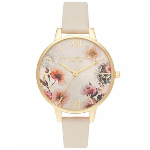 Olivia Burton Enchanted Garden 手錶 [OB16EG118]