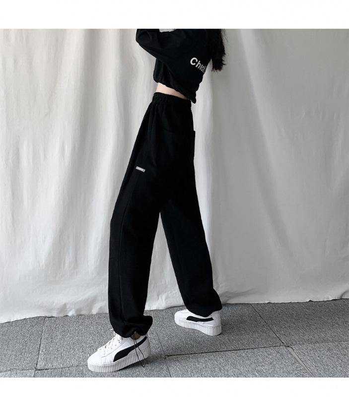 運動長褲 針織運動瑜伽跑步長褲 |加長|拖地 |