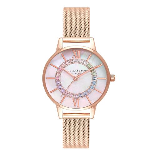 Olivia Burton Wonderland (OB16WD95) 手錶
