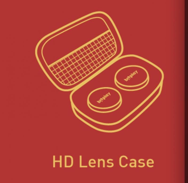 台灣Bitplay HD高階鏡頭專用攜帶盒