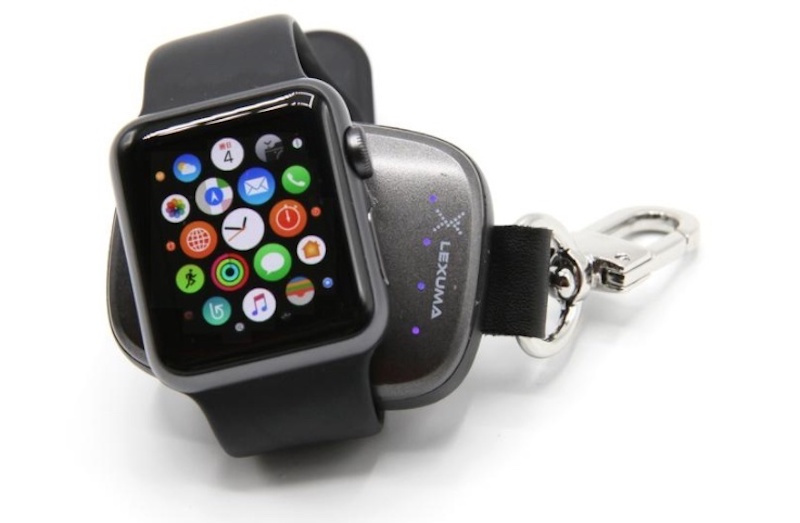 LEXUMA X.TAG Apple watch 移動電源