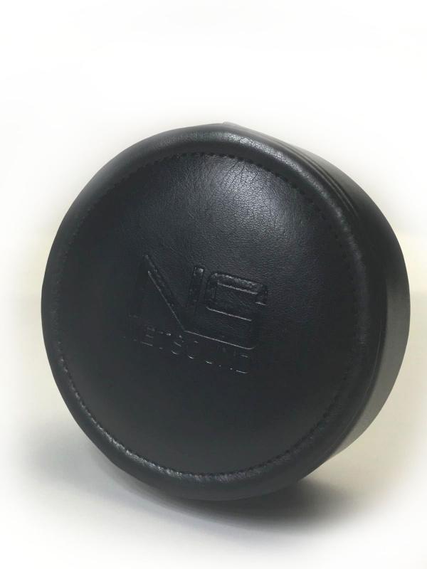 NetSound Premium Leather Accessory Box 耳機配件皮盒 black黑/ brown啡 ns-lb1