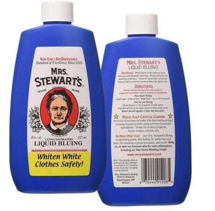 Mrs. Stewart's Bluing 洗白衫專家