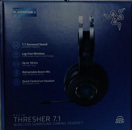 Razer Thresher 7.1 for PS4 & PC 無線打機耳機