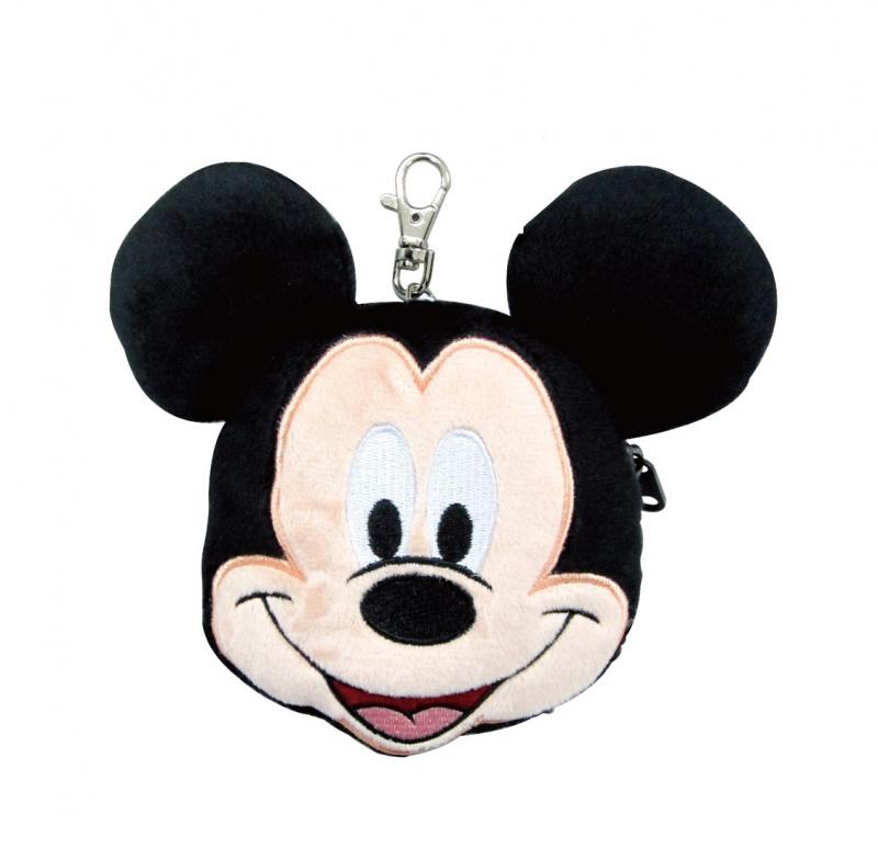 Disney迪士尼 卡通毛絨八達通套 [6款]