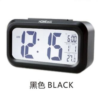 HOME@dd® 特大屏LED智能感光鬧鐘 [HC10]