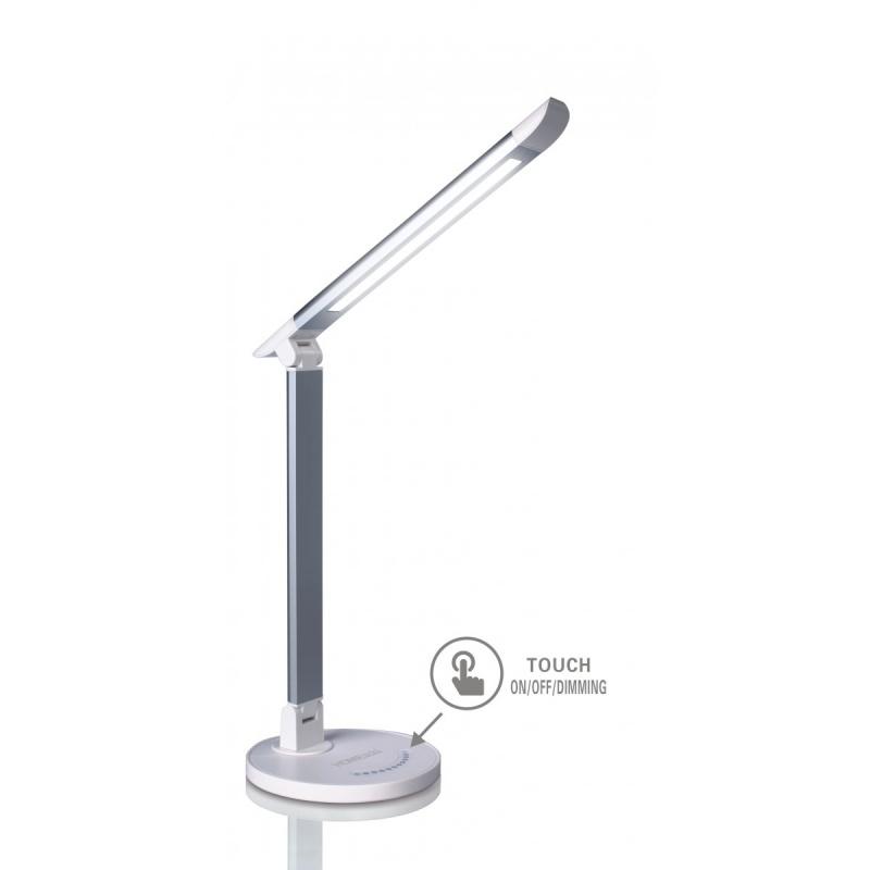 HOME@dd® LED觸控式護眼檯燈 (鋁合金超高亮尊尚型) (HL88)