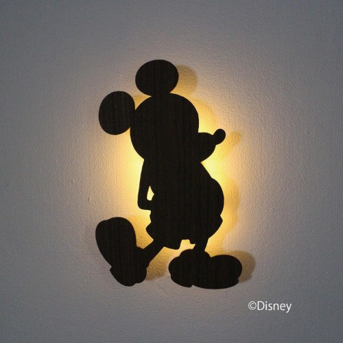 Disney系列 剪影掛牆燈[2款]