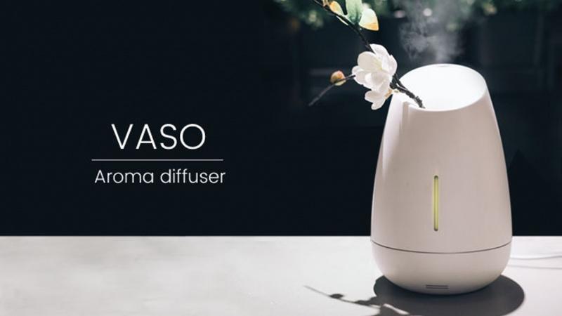Mipow VASO Aroma Diffuser 智能香薰音樂加濕器