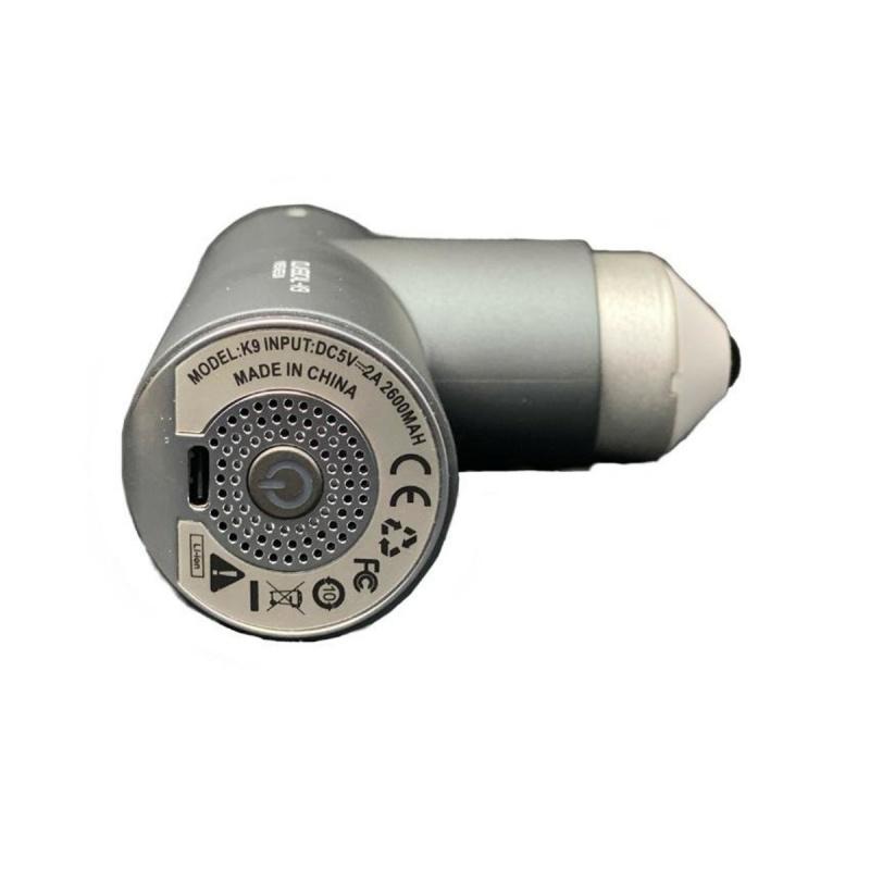 To-bit - 深層肌肉筋膜放鬆按摩槍 K9 (包含三款專用硅膠按摩頭) 放鬆按摩