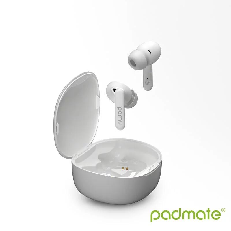 Padmate Pamu Quiet Mini 藍牙5.2降噪真無線耳機