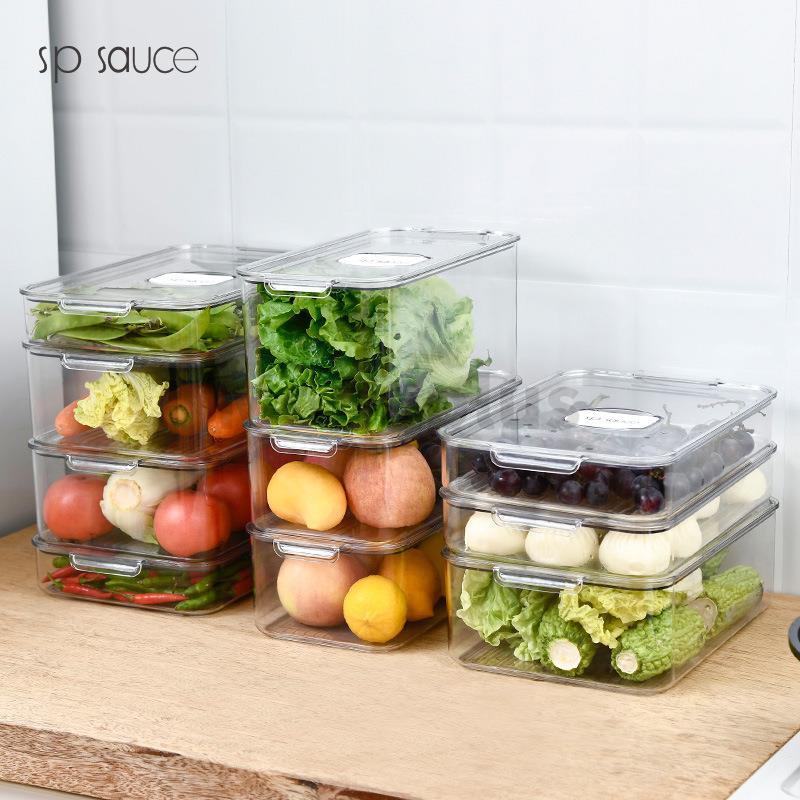 日本SP SAUCE PET 冰箱收納盒 3-5天發出
