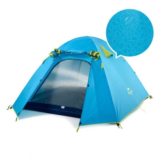 NatureHike P3戶外輕型3人鋁桿露營帳篷 (NH18Z033-P)