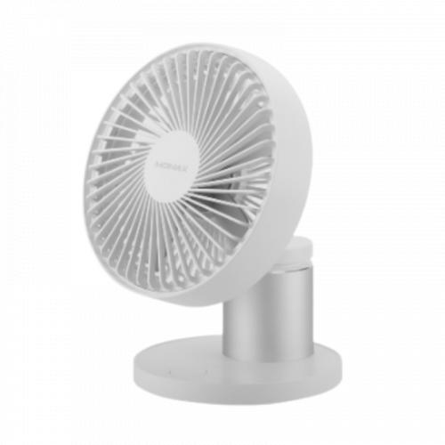 Momax IF5 充電式坐檯風扇