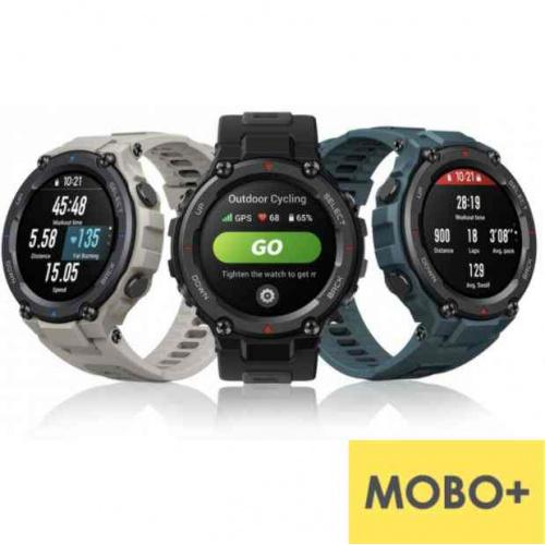[預購] Amazfit T-Rex Pro 智能手錶 [3色]