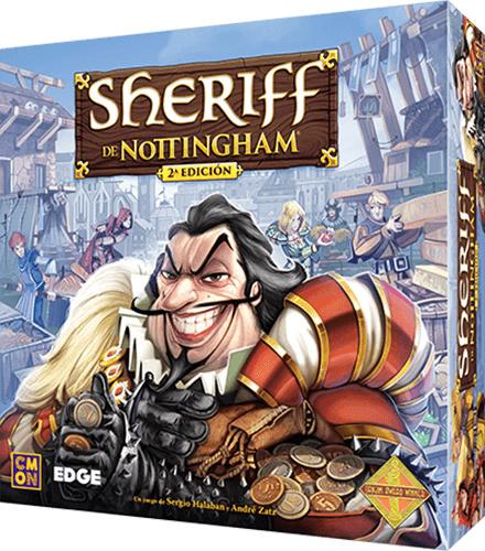Sheriff of the Nottingham 2nd Edition 諾丁漢警長第二版