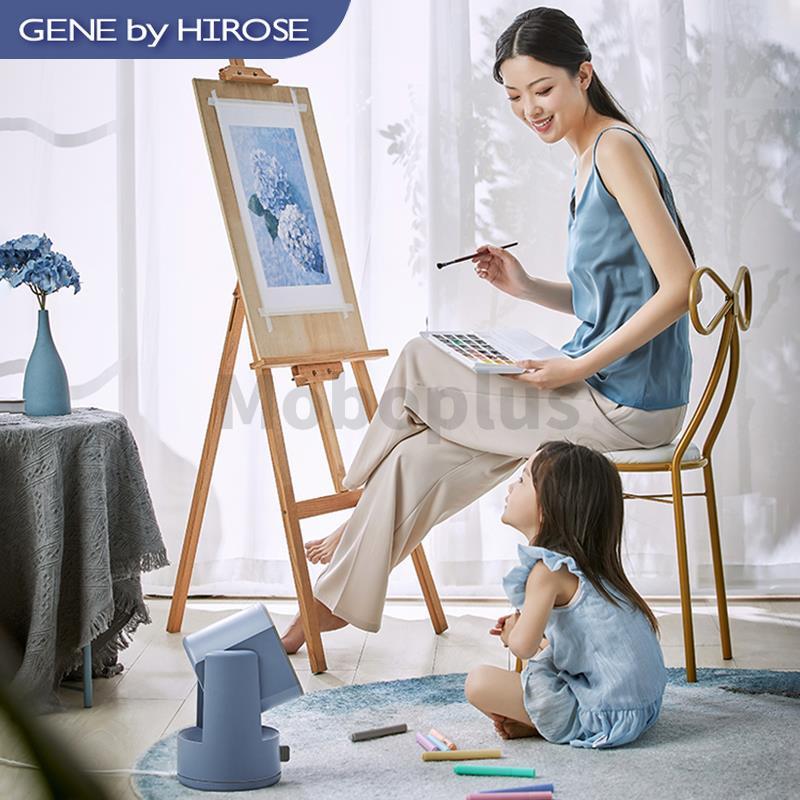 日本 GENE By HIROSE Mini空氣循環扇
