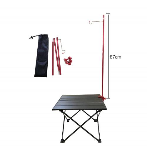 露營便攜式多功能野營燈支架