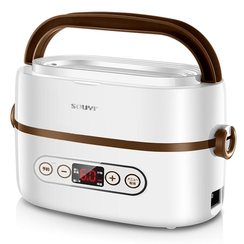 SOUYI SY-110 雙陶瓷蒸煮鍋